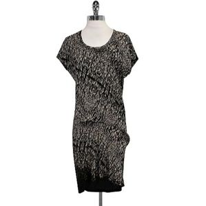 New DKNY silk dress